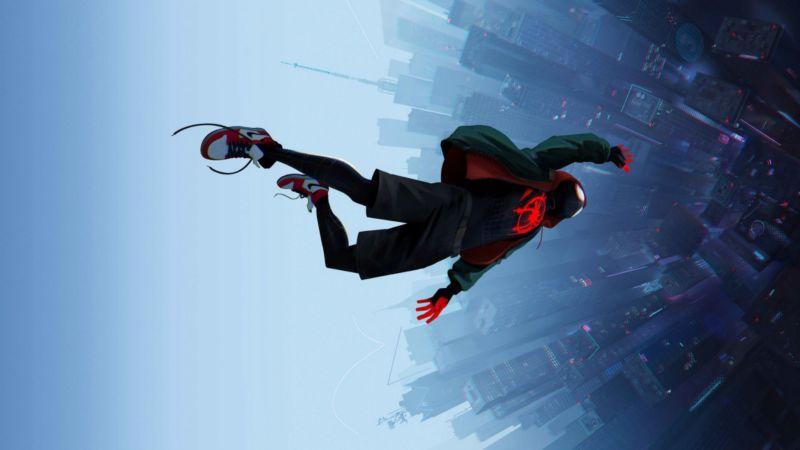 Ulasan Spider Man Into The Spider Verse Indonesia