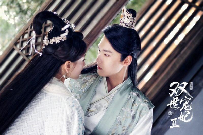 10 Rekomendasi Drama China Romantis Terbaik, Enggak Kalah Sama Korea! The Eternal Love