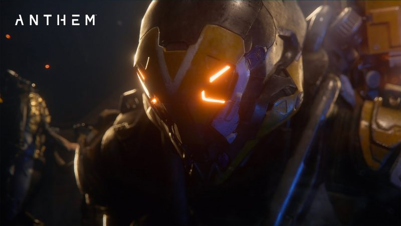 Anthem 4K Wallpaper 1