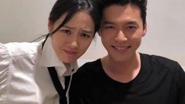 Hyun Bin Dan Son Ye Jin Kembali Bantah Rumor Kencan Mereka! Dafunda