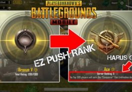 Inilah 5 Tips Mudah Push Rank PUBG Mobile, Auto Jadi Top Global! Dafunda