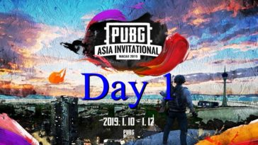 PUBG Invitational Macau 2019