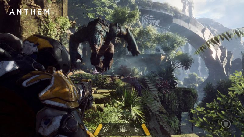 Anthem 3840x2160 4k Screenshot Gameplay E3 2017 13824