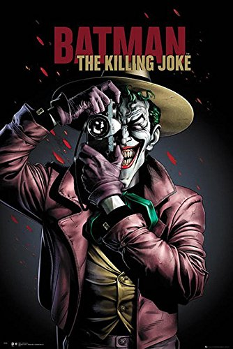 Asal Usul Joker Batman Killing Joke