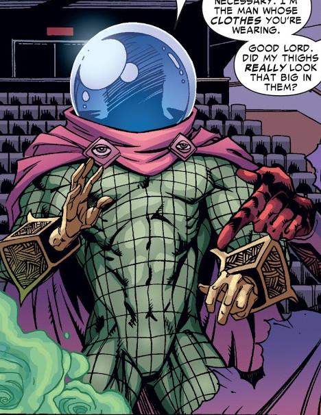 Asal Usul Mysterio Francis Klum