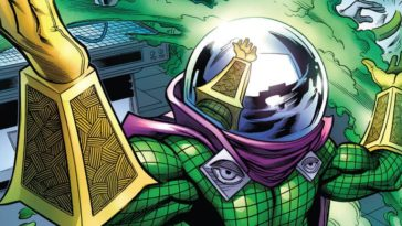 Asal Usul Mysterio Quentin Beck