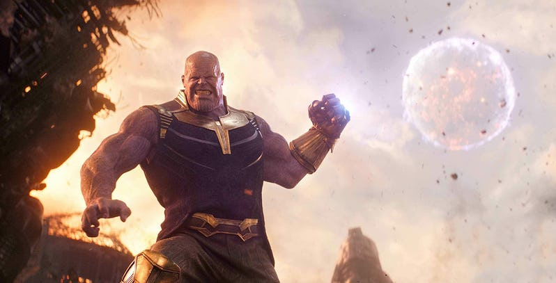 rekomendasi film terbaik 2018 Avengers Infinity War Favorite Movie Rotten Tomatoes