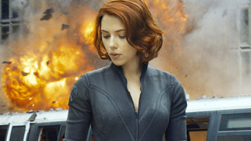 Black Widow R Rated