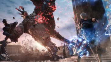 Demo Devil May Cry 5 Ps4