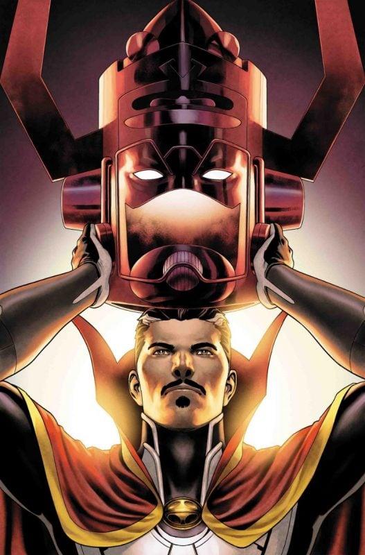Doctor Strange Galactus