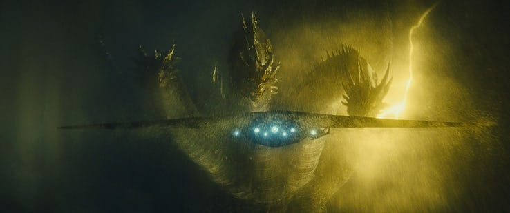 Ghidorah Godzilla King Of The Monsters