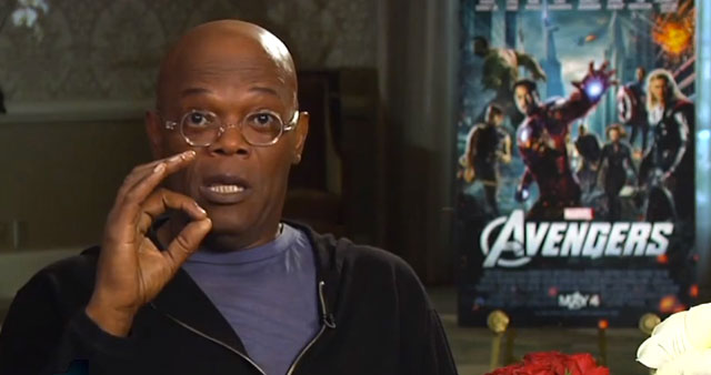 Karakter Avengers Favorit Samuel L Jackson