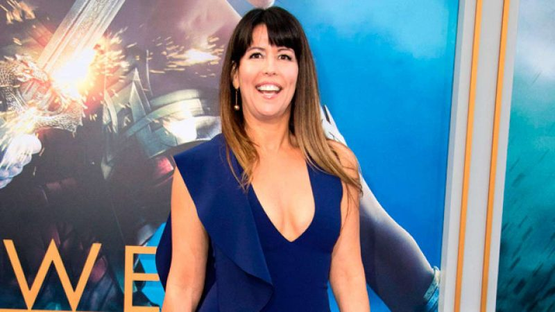 Patty Jenkins Justice League