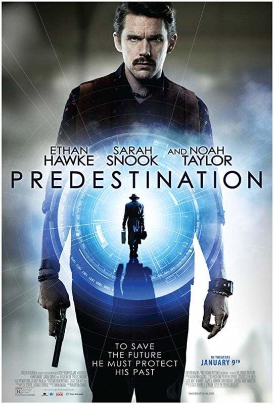 Film Perjalanan Waktu Terbaik | Film Time Travel Terbaik | Predestination