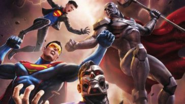 Review Reign Of The Supermen
