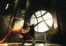 Sanctum Sanctorum Doctor Strange Dunia Nyata