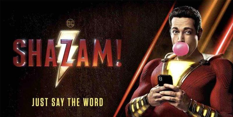 Shazam Trailer Kedua