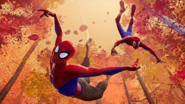 Spider Man Into The Spider Verse Oscar