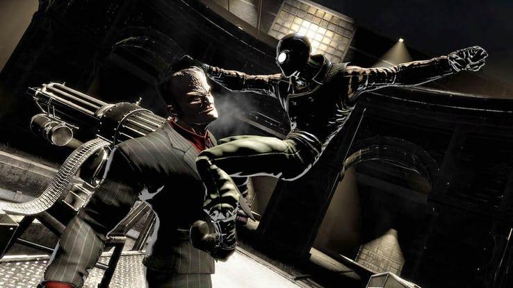 Spider Man Noir 6