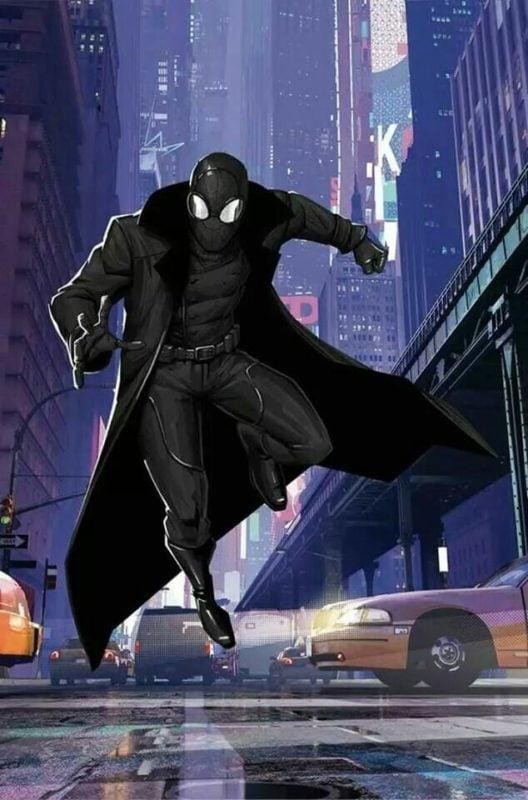 Spider Man Noir Fakta 3
