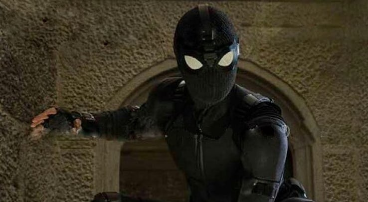 Spider Man Noir Far From Home