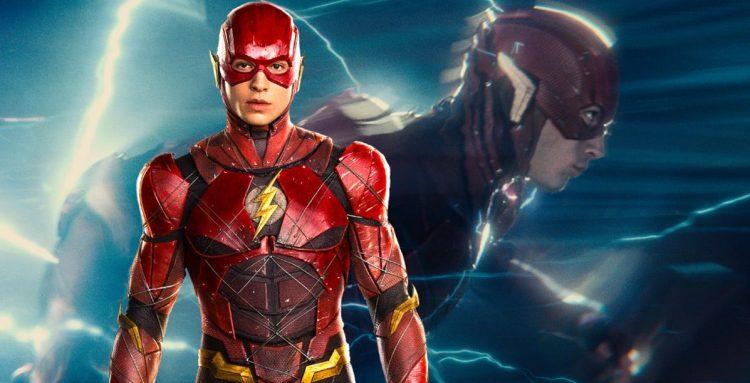 Ezra Miller Flash Movie
