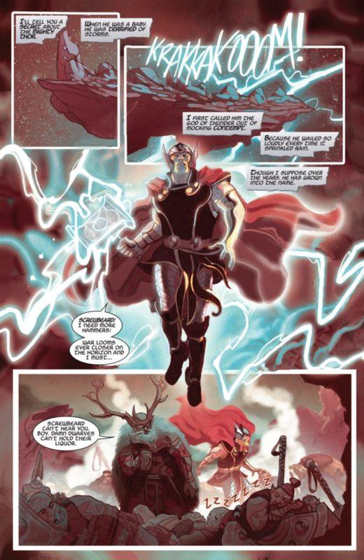 Asal Usul Thor Dewa Petir 1