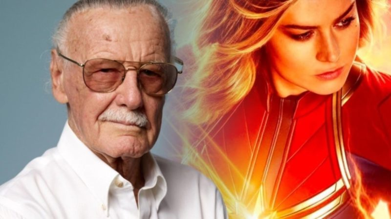 Cameo Stan Lee Captain Marvel