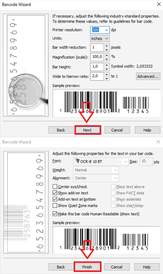 Cara Membuat Barcode Barang Dengan Coreldraw (6)
