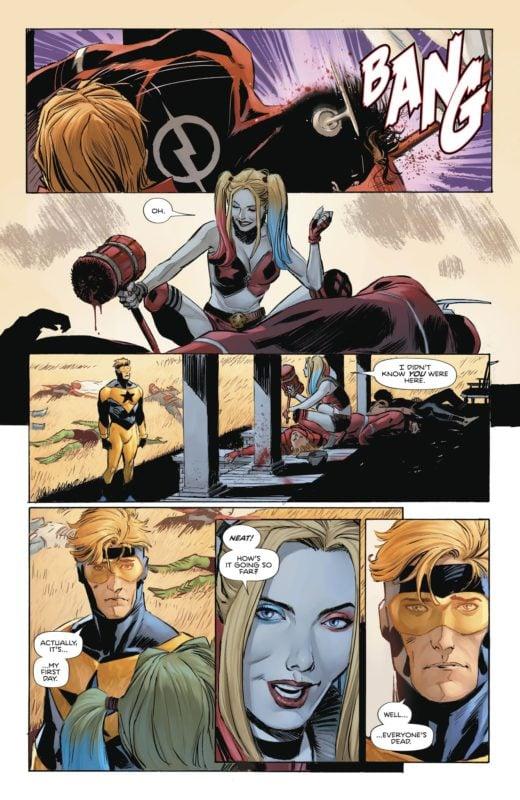 Heroes In Crisis #6