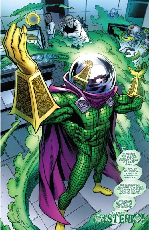 Mengenal Mysterio 1