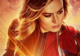Poster Ekslusif Captain Marvel 1