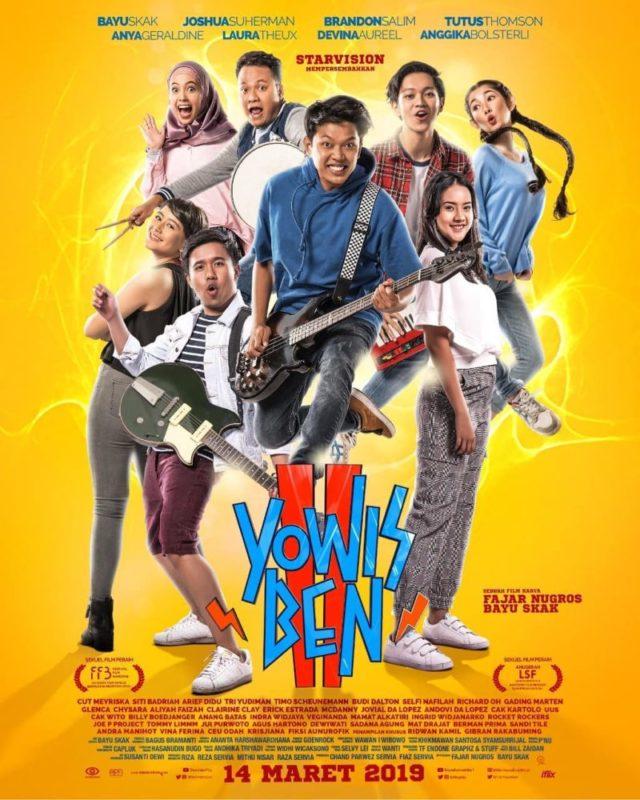 Poster Yowis Ben 2