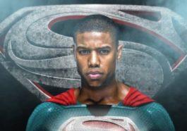 Superman Michael B Jordan