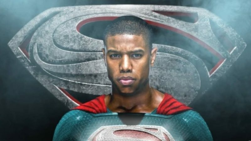 Superman Michael B Jordan