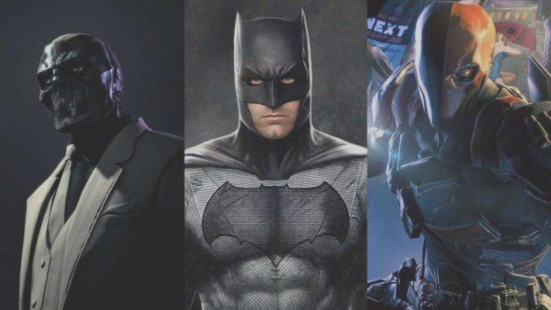 The Batman Villain