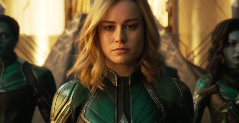 Tiket Captain Marvel