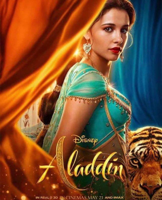Aladdin Poster Jasmine