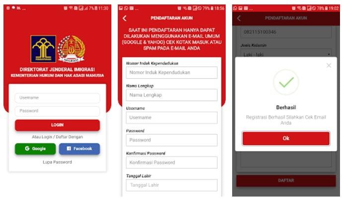 Download Layanan Paspor Online
