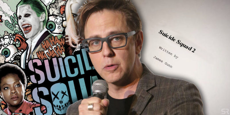 James Gunn And Suicide Squad 2