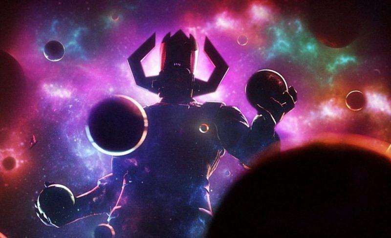 Asal Usul Galactus