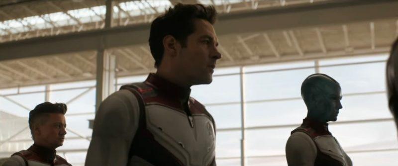 Avengers Endgame Kostum Baru