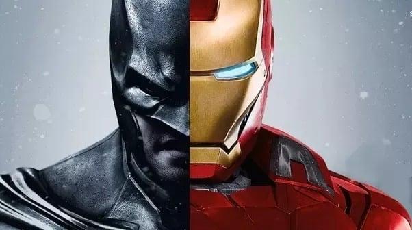 Batman Vs Iron Man Pemenang