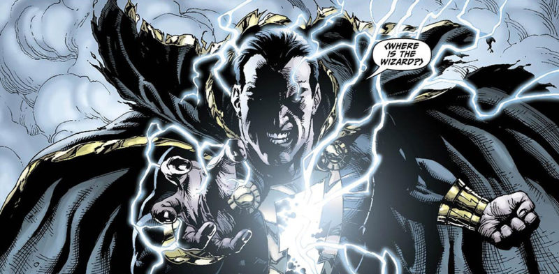 Black Adam Komik New 52