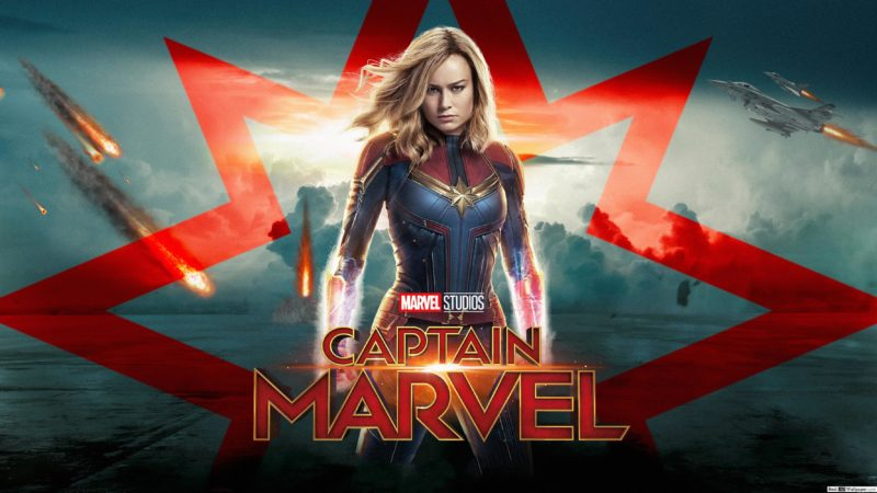 Captain Marvel Adegan Pasca Kredit 2
