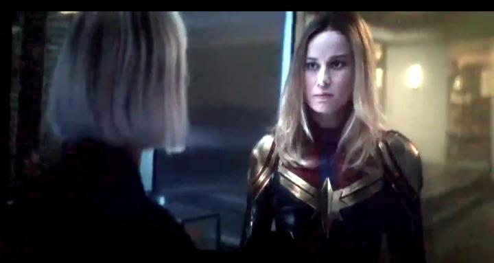 pasca kredit Captain Marvel