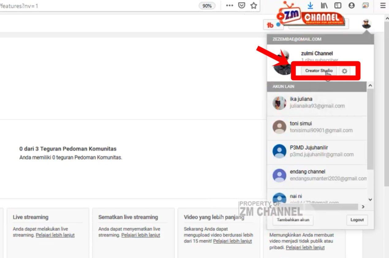 Cara Cek Hak Cipta Youtube (4)