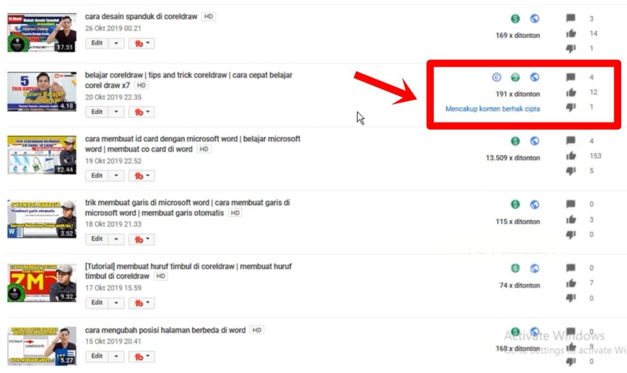 Cara Cek Hak Cipta Youtube (7)