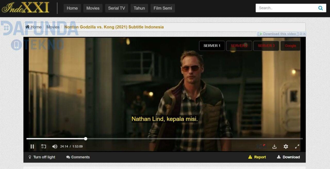 Cara Download Film Di Indoxxi Terbaru