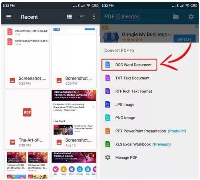 Cara Konversi Pdf Ke Word Di Android (2)